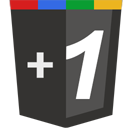 google plus one, plus one, +1, google +1, google icon