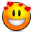 Day, Emote, Hearts, Love, Smiley, Valentines icon