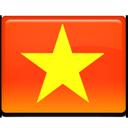 vietnam, flag icon