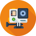 movie, camera, social, media icon