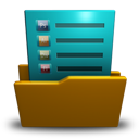 List, Programs icon
