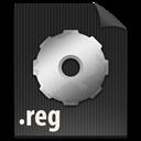 File, Reg icon