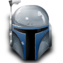 jango fett, star wars, helmet, bounty hunter icon