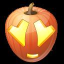 halloween, jack o lantern, pumpkin, adore icon