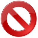 reject, approve, delete, cancel, block icon