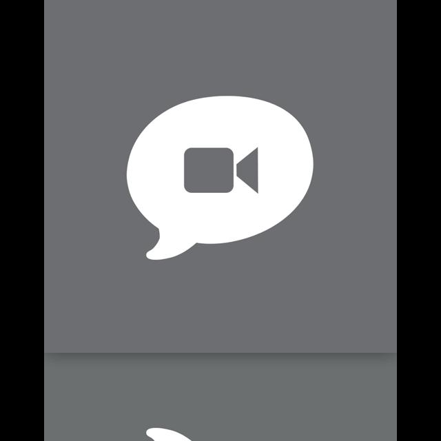 mirror, ichat, mac, alt icon