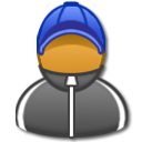 avatar, human, ppl, account, profile, people, head, xp, person, user icon