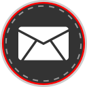 social, media, online, email icon