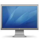 monitor, display, screen, cinema, computer icon