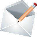 Edit, Mail icon