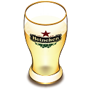 beer, heineken icon
