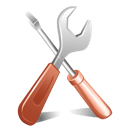 screwdriver, settings, preferences, tools, wrench icon