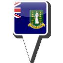 british, virgin, island icon