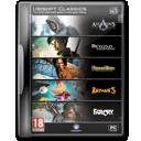 25th, Anniversary, Classics, Ubisoft icon