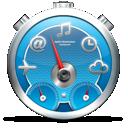 dashboard, widgets, timer icon
