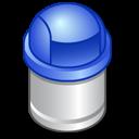 empty, bin, recycle, blank icon