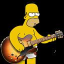 Band, Garage, Homer icon