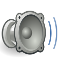 medium, volume, audio icon