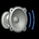 medium, volume, audio icon