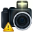 photography, error, camera, exclamation, wrong, alert, warning icon