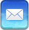 mail, envelop, email, letter, message icon