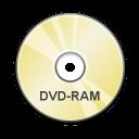 dvd,ram,copy icon