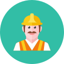 worker, road, 1 icon