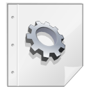 executable, application icon
