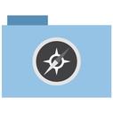 appicns, site, folder icon