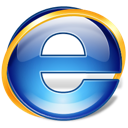 ie, browser, microsoft, internet explorer icon