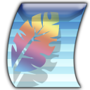 Old, Text icon