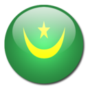 mauritania,flag,country icon