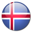 iceland,flag,country icon