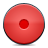 red, button, record icon
