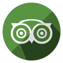 logo, tripadvisor, internet, share, seo, location, web icon