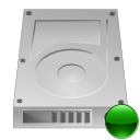 hard disk, hdd, hard drive, mount icon