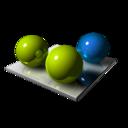 Three Spheres icon