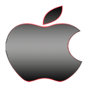 Apple's logo icon