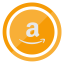 shopping, store, amazon icon