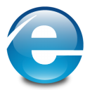 internet, explorer, ie, browser icon