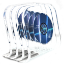 disc, glass, dvd icon