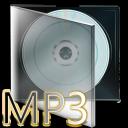 Fichier MP3 Box icon