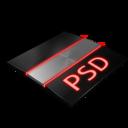 psd,file,paper icon