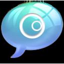 alert13 Light Blue icon