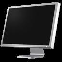 cinema, computer, diagonal, display, monitor, screen icon