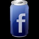 sn, social network, facebook, drink, social icon