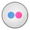 Flickr, Media, Social icon