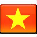 vietnam,flag icon