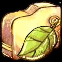 folder ele forest icon