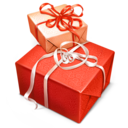 box,christmas,gift icon